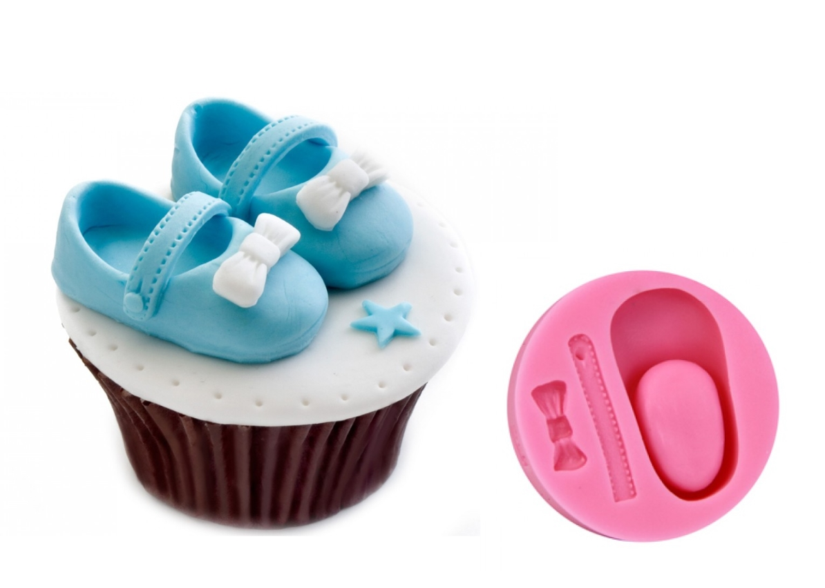 Baby Booties Silicone Mold Itacakes Part 1