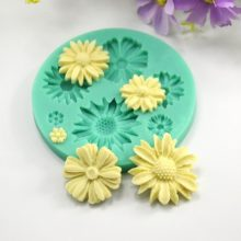 daisy-sunflower-silicone-mold