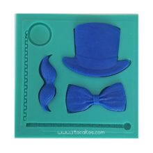 Gentleman Set - Silicone Mold