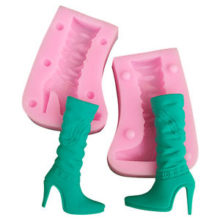 high-heel-boots-silicone-mold