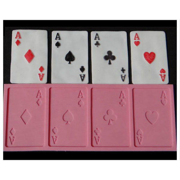 playing-poker-cards-silicone-mold