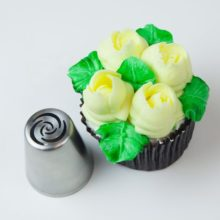 7 Petal Rose Russian Icing Piping Nozzle Tip