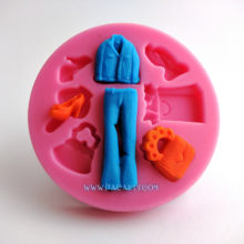 shopping-clothes-silicone-mold