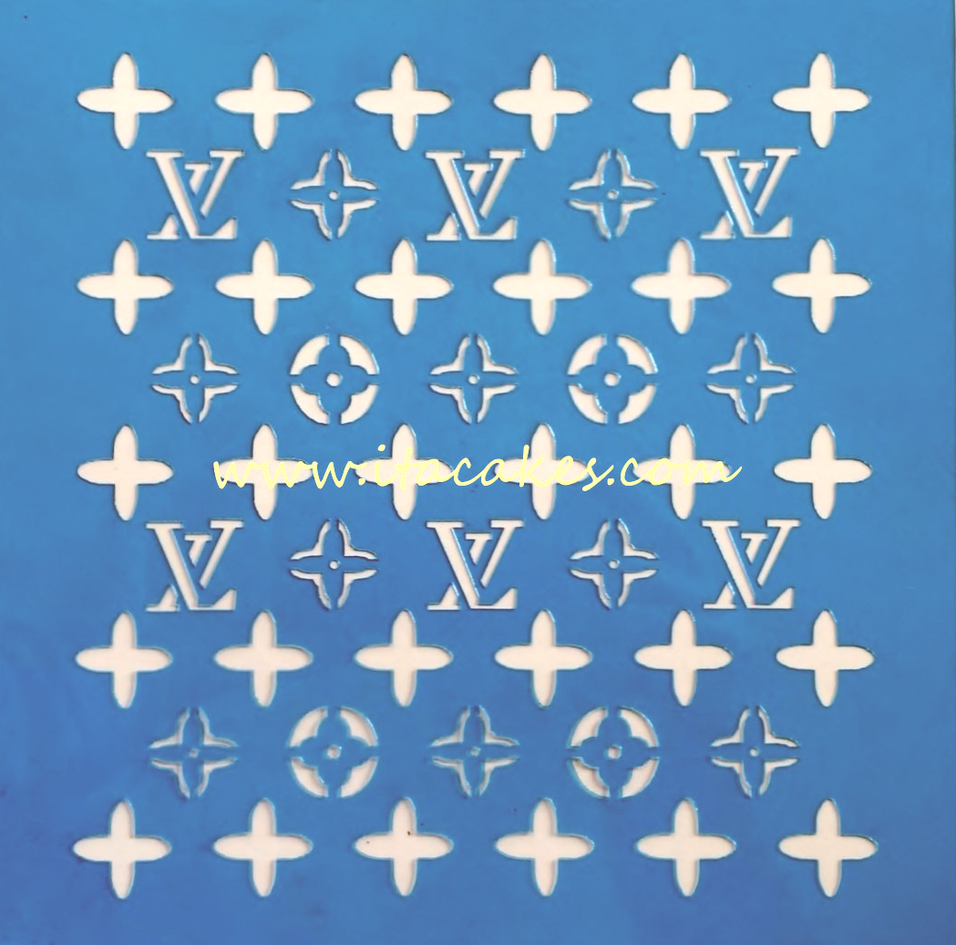 louis vuitton stencils