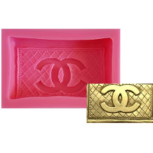 Chanel Flap Bag Silicone Mold