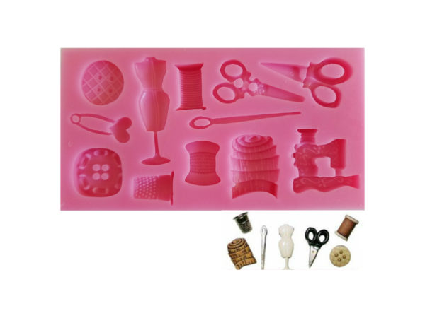 Sewing Kit - Silicone Mold