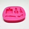 Makeup Shoes Silicone Mold